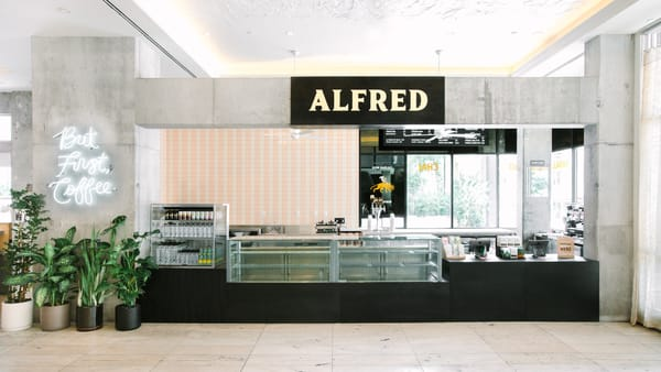 Alfred Coffee - Photo credit: Mary Costa
