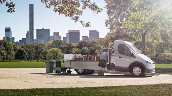 Bosch is putting electric vans on the road - Photo by Bosch