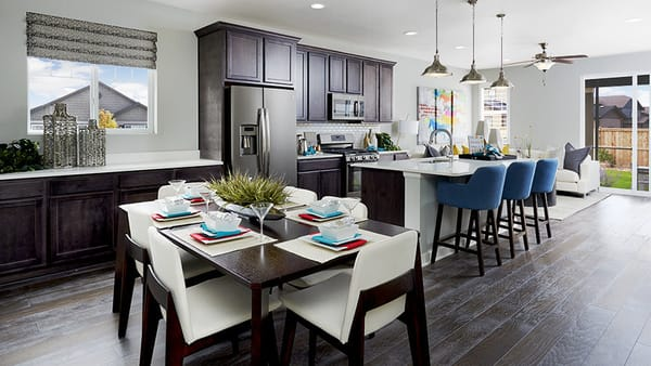 Seasons™ floor plans at Southern Hills offer popular home features at an attractive price.