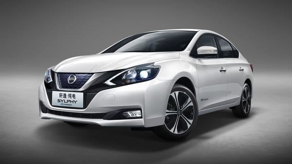 Dongfeng Nissan has begun producing the Nissan Sylphy Zero Emission, the first Nissan electric car built in China specifically for Chinese consumers.