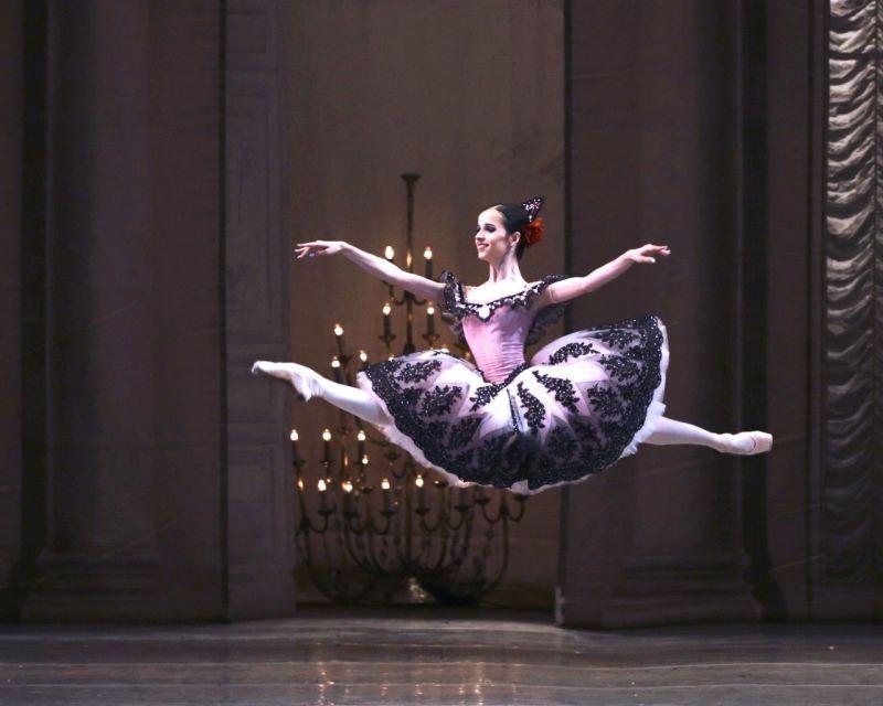 Interview with Ballerina Maria Khoreva - LIFESTYLE - Bontena