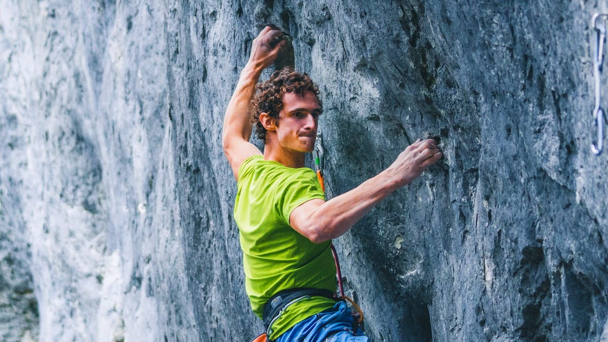Interview With Three Time World Champion Professional Rock Climber Posted On December 17 2009 By Adam Ondra Photo Petr Pavlicek