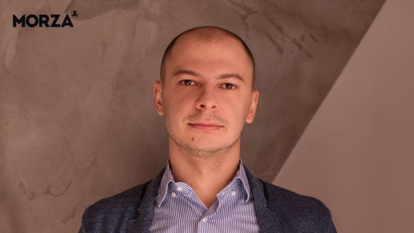Eugene Kuzmin, Founder and CEO of Morza