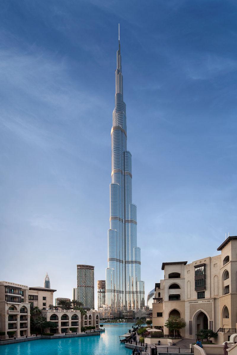 Burj Khalifa, Dubai - Skidmore, Owings and Merrill - Photo by Hratch Arbach