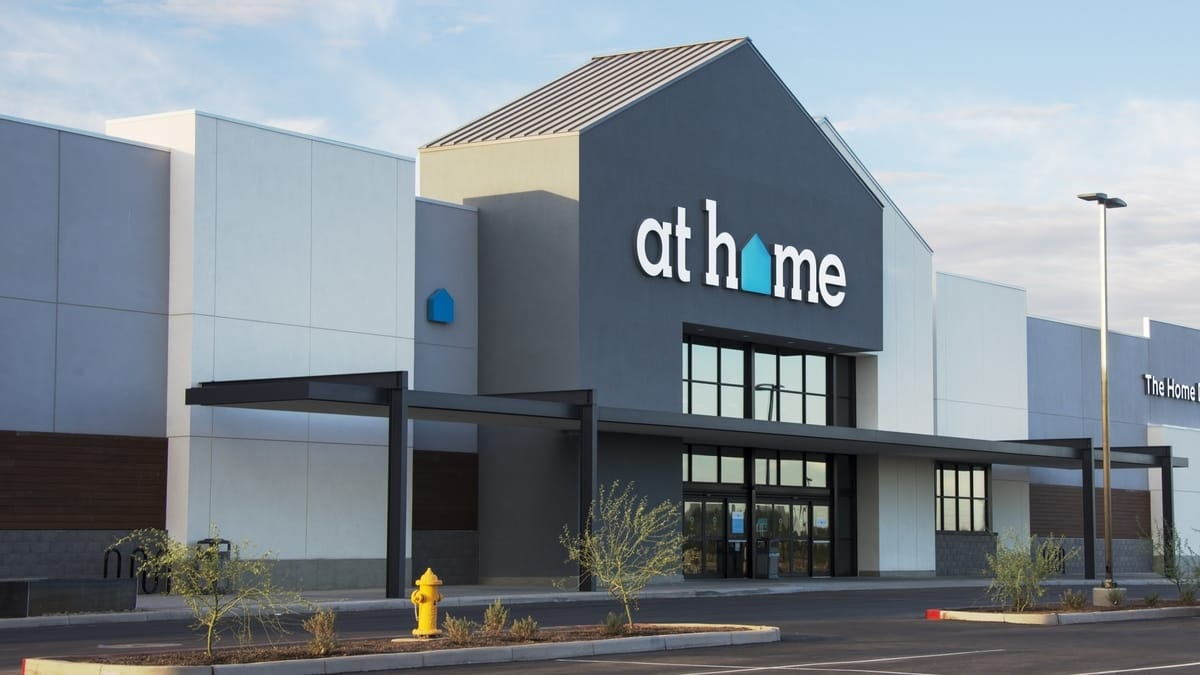 At Home Opens New Home Decor Superstore In Garland Home Bontena