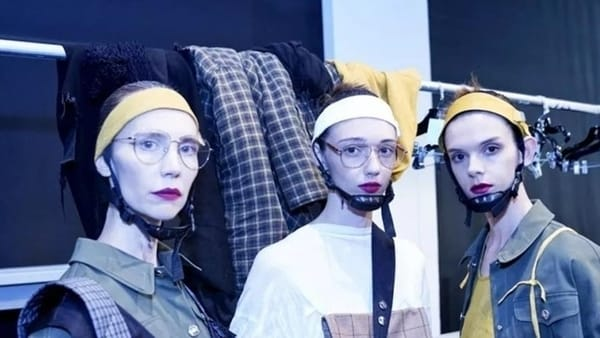 New York Fashion Week - Back Stage