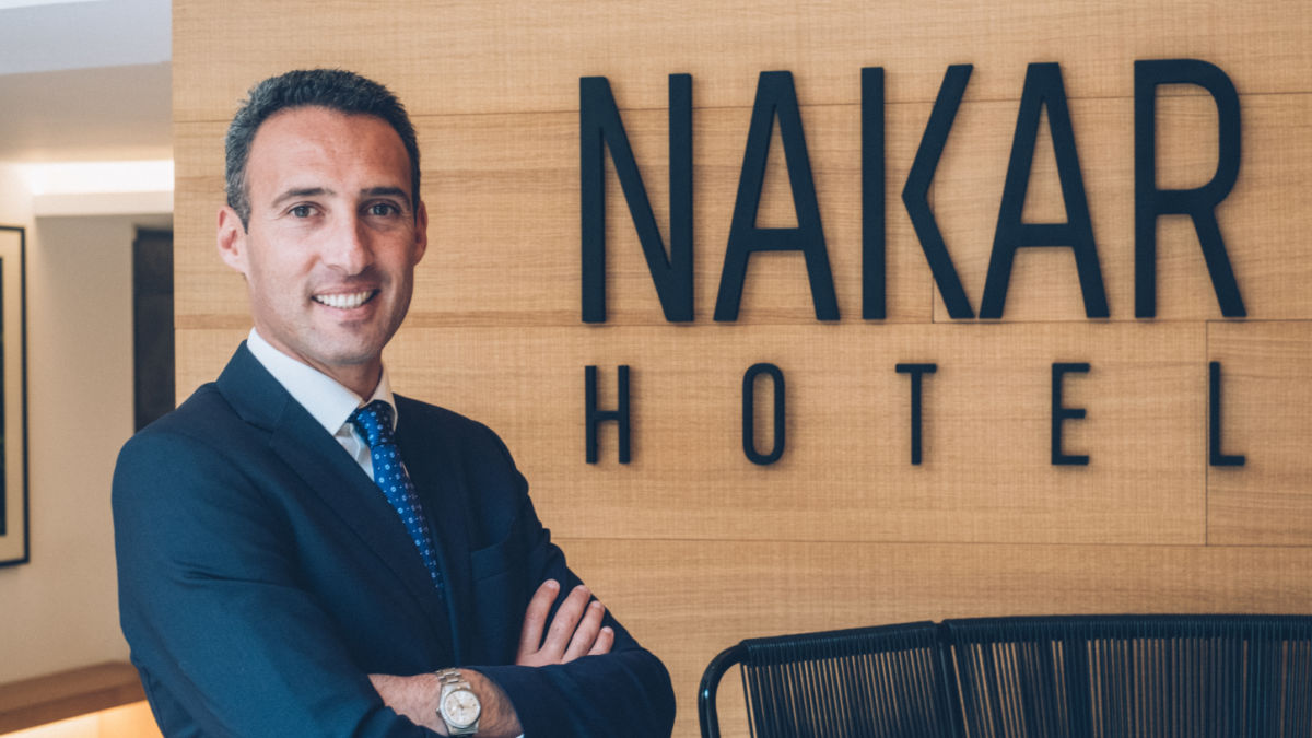 interview with miguel barceló general manager at nakar hotel from