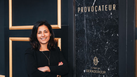 Julia Himburg, General Manager at Provocateur Hotel Berlin - Copyright Gekko Group