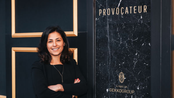 Julia Himburg, General Manager at Provocateur Berlin - Copyright Gekko Group