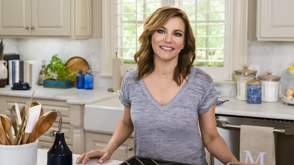 Martina McBride on Food Network's Martina's Table