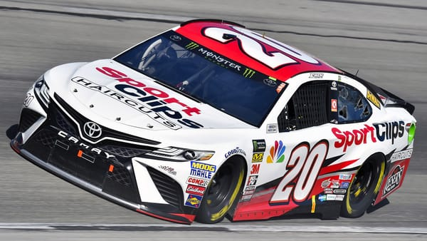Camry driver Erik Jones finished fourth in Sunday's Monster Energy NASCAR Cup Series race at Texas Motor Speedway to earn his third top-five result in the last five events.
