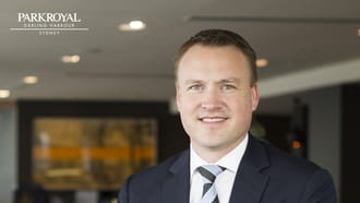 Jeroen Meijer, General Manager at PARKROYAL Darling Harbour, Sydney