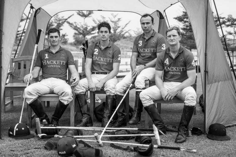 Hackett British Army Polo - copyright British Army Polo / Sam Churchill