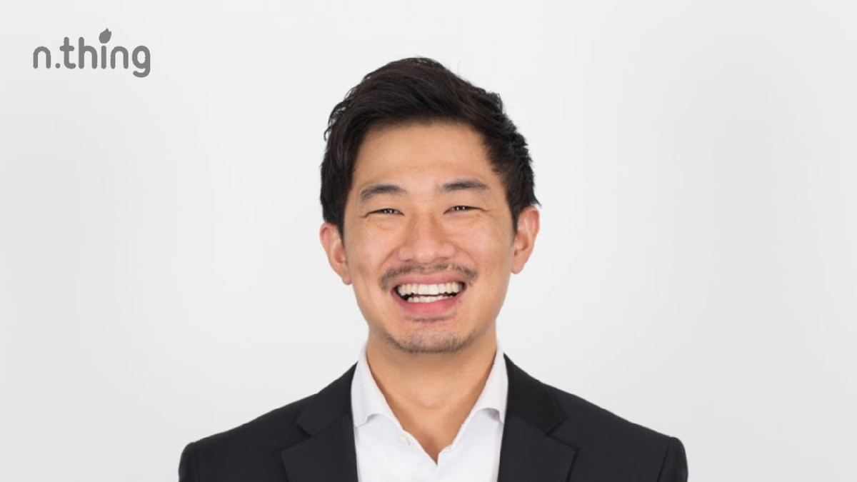 Leo Kim, Co-Founder and CEO of n.thing