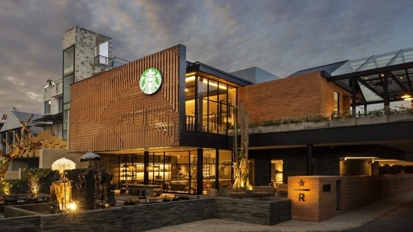 Starbucks Dewata Coffee Sanctuary