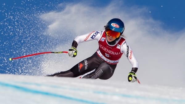 Mikaela Shiffrin - Photo credit Steven Earl Photography