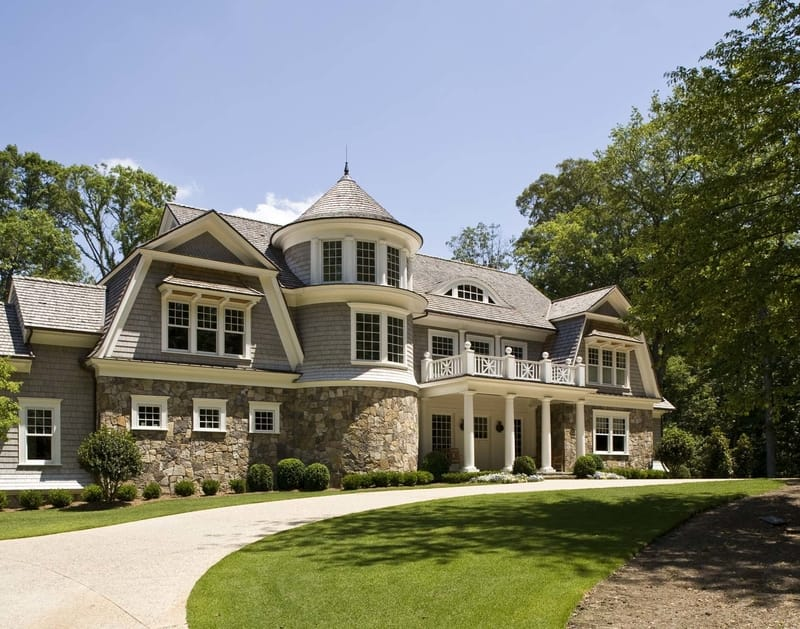 Connecticut Back Country Estate - designed by William T. Baker