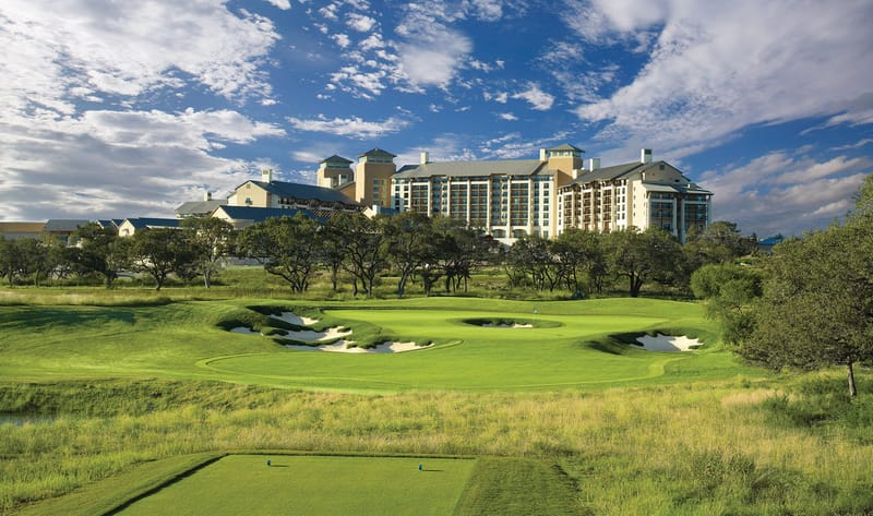 Marriott San Antonio Hill Country - Photo by Chip Henderson