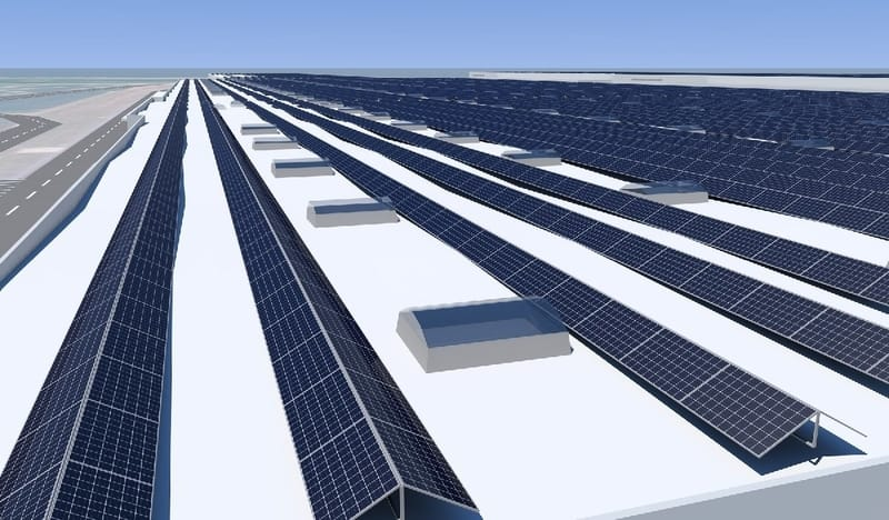Audi and E.ON team up to build Europes Largest Rooftop Photovoltaic System