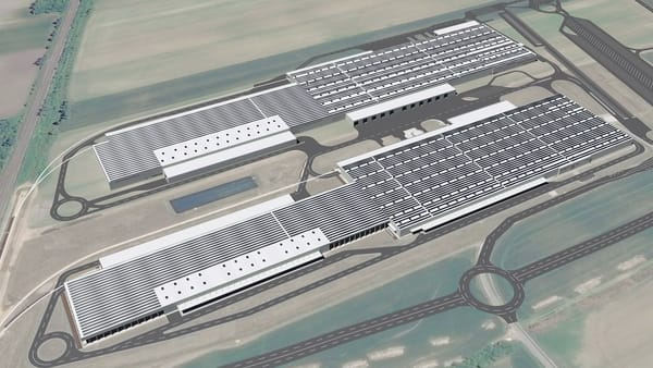 Audi and E.ON team up to build Europe's Largest Rooftop Photovoltaic System