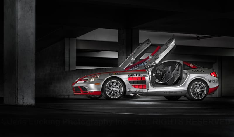 SLR - Photo by Jens Lucking