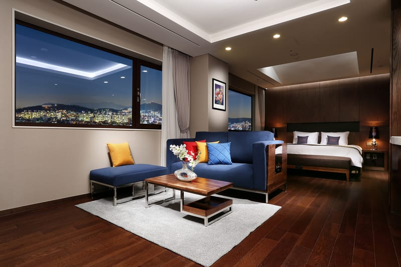 Amanti Hotel Seoul - Royal Suite