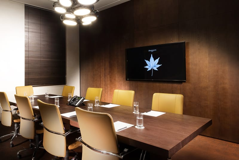 Amanti Hotel Seoul - Meeting Room