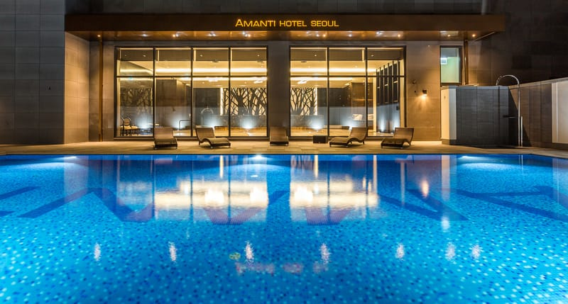 Amanti Hotel Seoul - Swimming pool