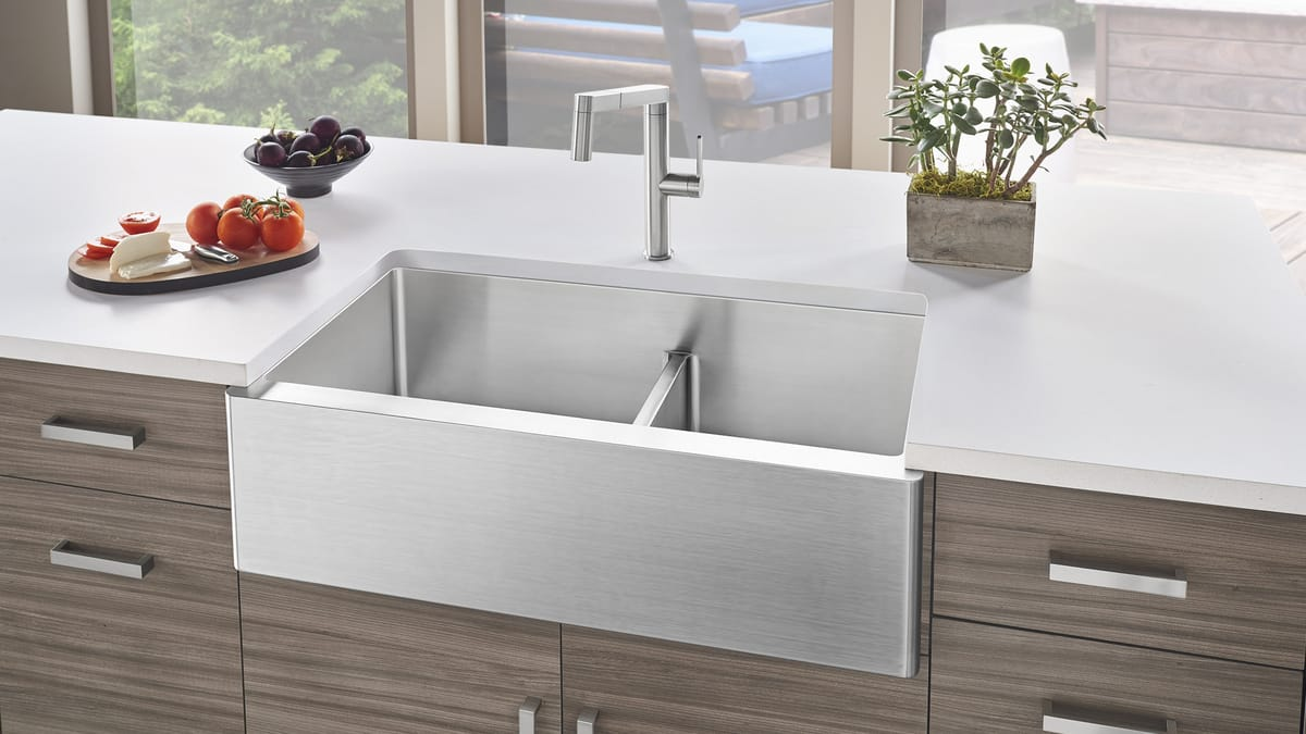 BLANCO Introduces Its New Contemporary Farmhouse Style Sink, the ...