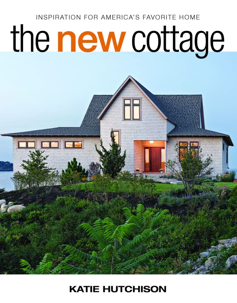 The New Cottage - Writer Katie Hutchison