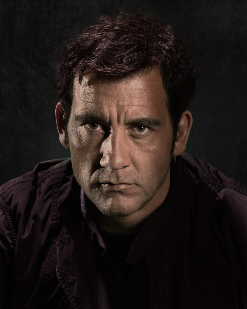 Clive Owen - Photo by Jorge Alvariño