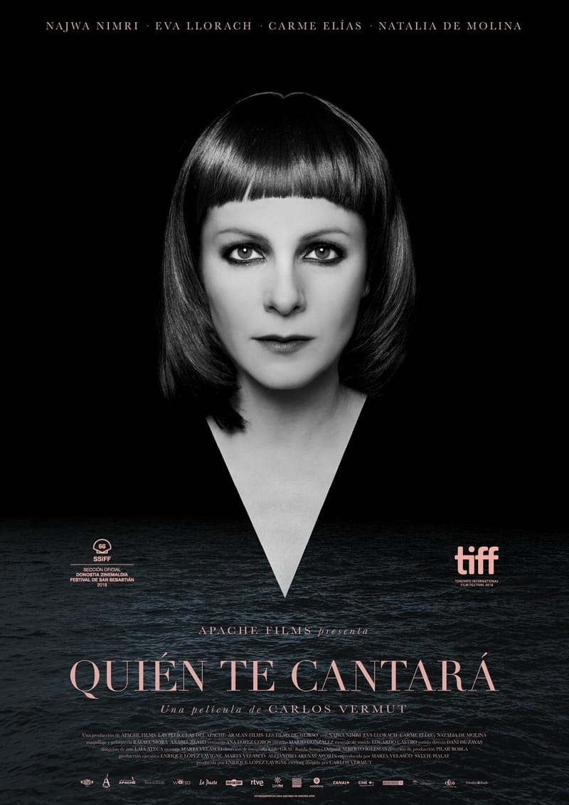 Quien te cantar� Movie Poster - Photo by Jorge Alvariño
