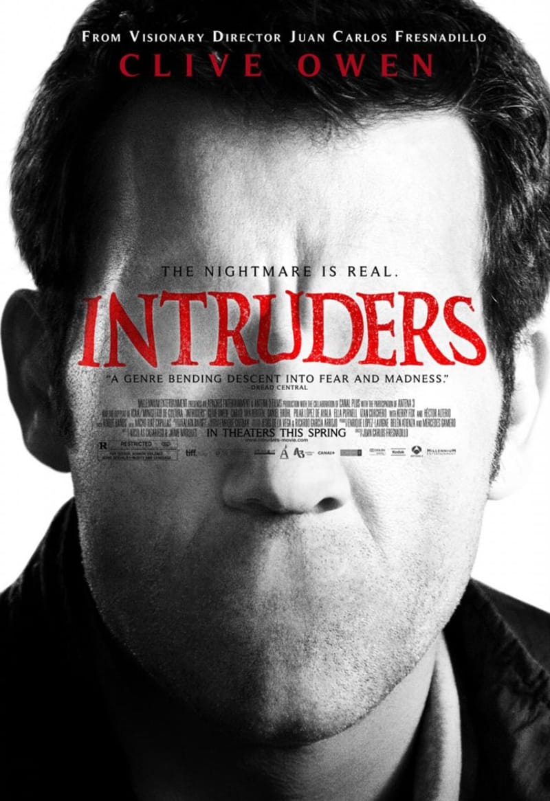 Intruders Movie Poster - Photo by Jorge Alvariño