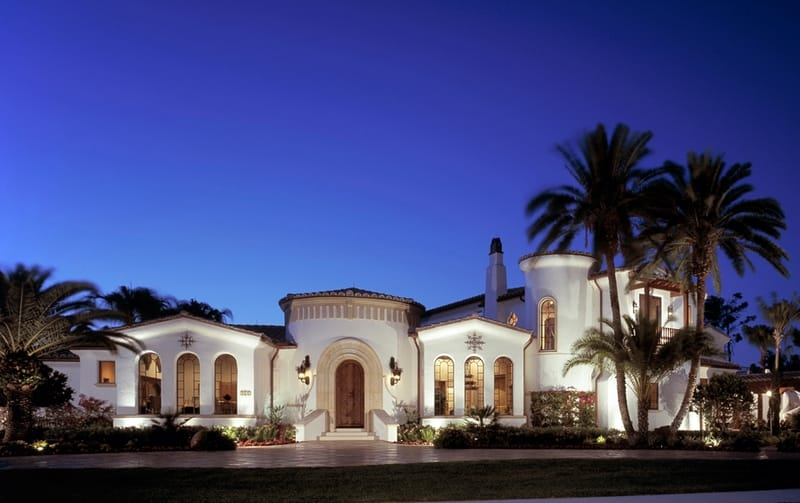 Nasrallah Architectural Group - Spanish Colonial Lake Nona