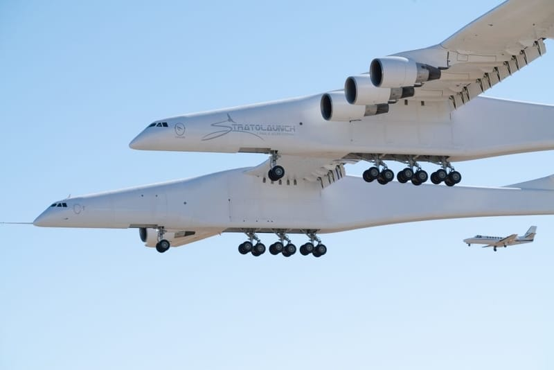 Stratolaunch, the World s Largest Aircraft - Stratolaunch Systems Corporation