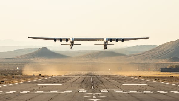 Stratolaunch, the World's Largest Aircraft - Stratolaunch Systems Corporation
