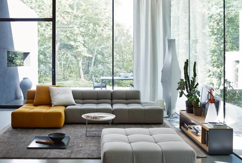 B&B Italia Tufty-Time '15 - The Best Modern Corner Sofas from B&B Italia