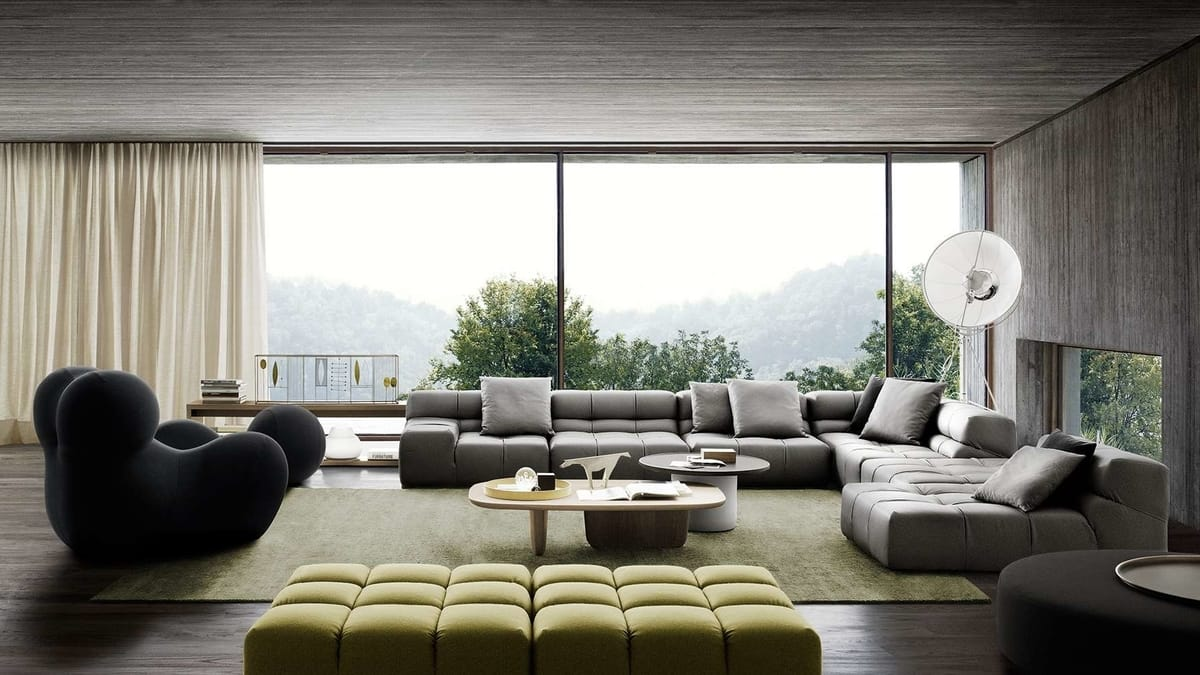 The Best Modern Corner Sofas From B Amp B Italia Home