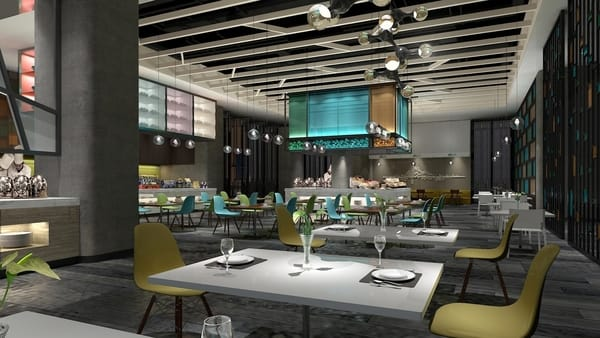 Aloft Shanghai Zhangjiang Haike Hotel - Marriott International, Inc.