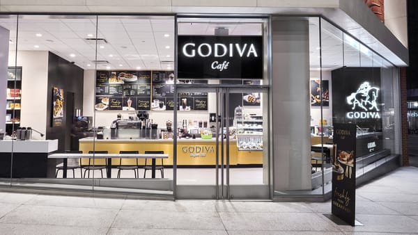 GODIVA Announces the Opening of its First Café in New York City