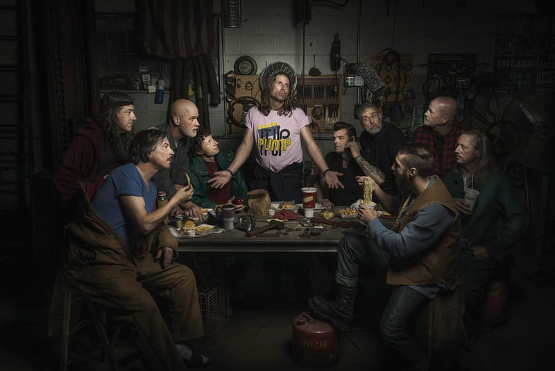 Renaissance Series, The Last Supper - Photo by Freddy Fabris