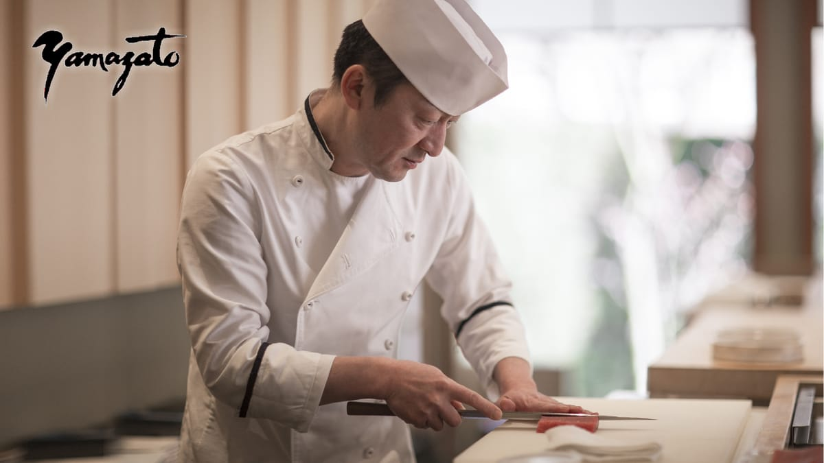 Executive Chef Masanori Tomikawa