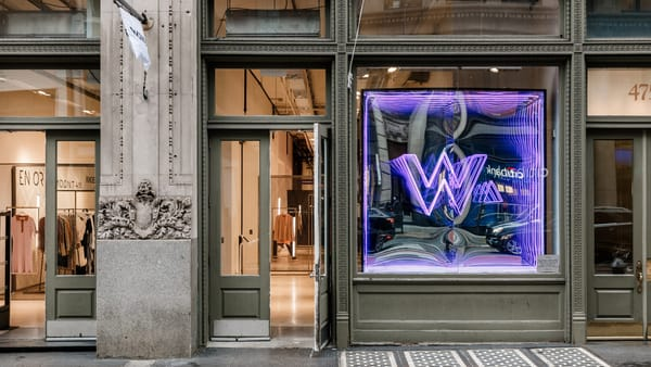 W Concept, URL to IRL, in New York