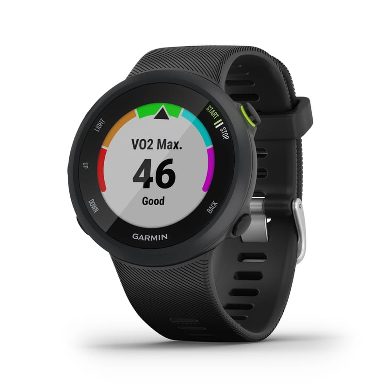 Garmin Forerunner 45 Black Band