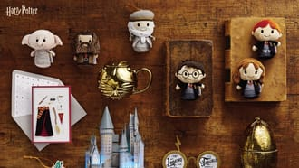 New Harry Potter™ Collectible Gifts