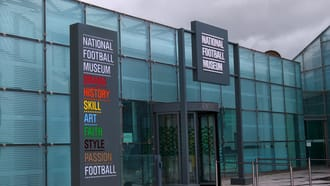 National Football Museum - Photo by David in Lisburn