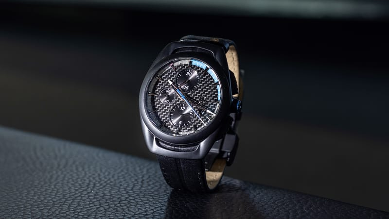 The New Mercedes-Benz Design Wristwatch Collection, Men s Automatic-Chronograph