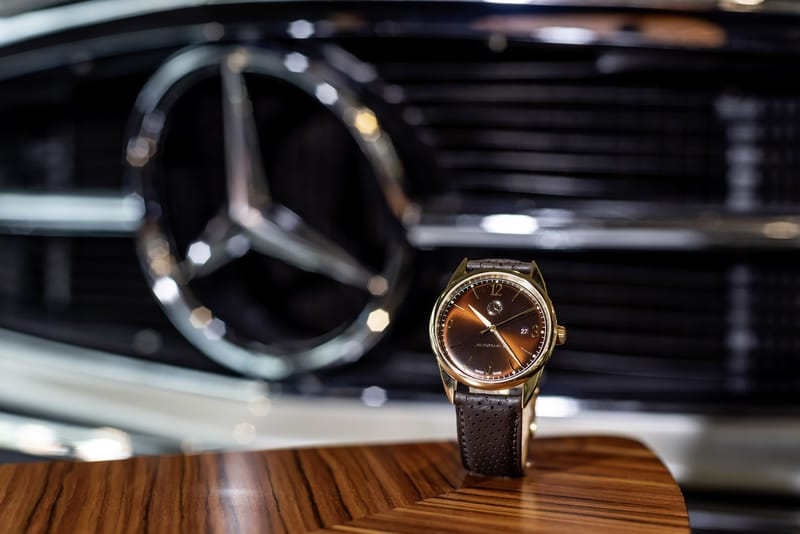 The New Mercedes-Benz Design Wristwatch Collection, Men s Wristwatch, Classic Automatic