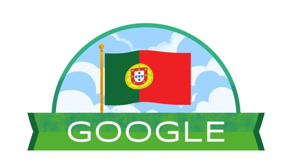 Google Celebrates Portugal Day - Image Credit: Google Doodle