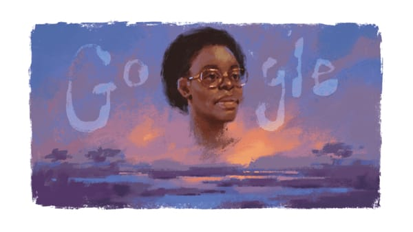 Margaret Ogola, Kenyan Author and Human Rights Advocate - Image Credit: Google Doodle
